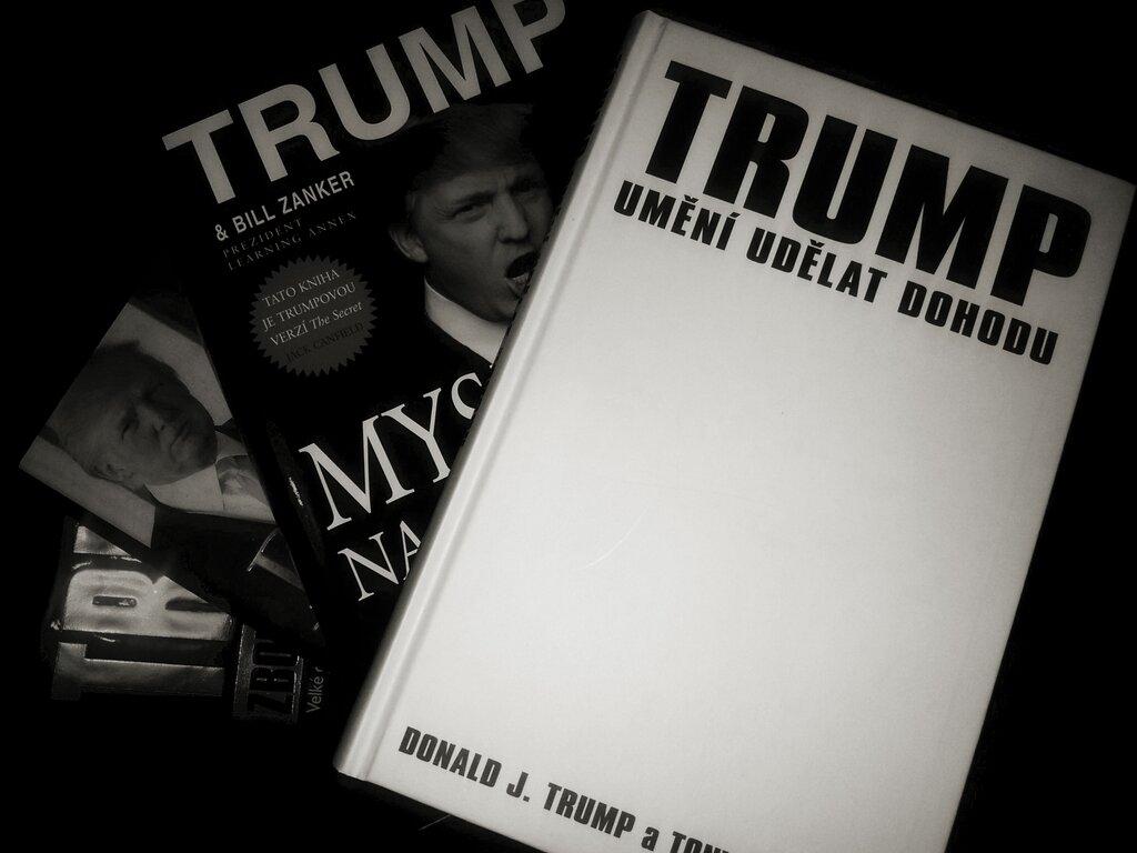 Úmění udělat dohodu Donald Trump
